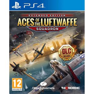 PS4 Aces of the Luftwaffe: Squadron