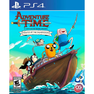 PS4 Adventure Time Pirates of the Enchiridion