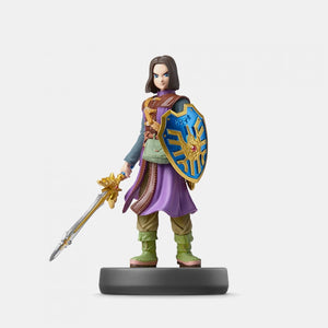 Amiibo Super Smash Bros Series Figure (Hero)