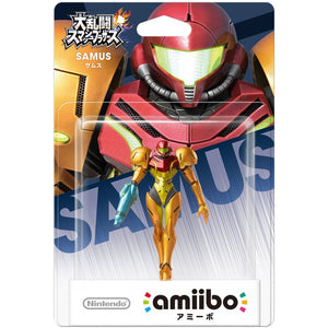 Amiibo Metroid Series Figure - Samus (Re-Run)