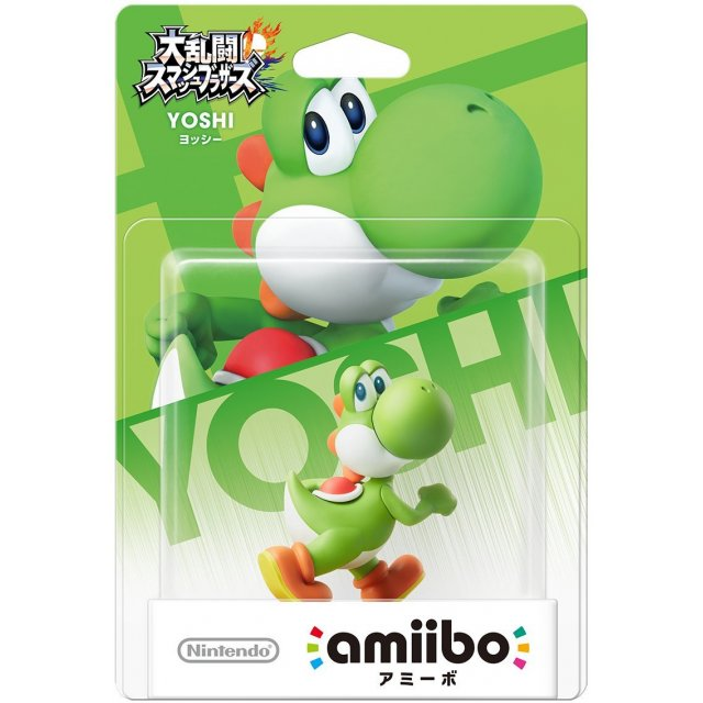 Amiibo Super Smash Bros. Series Figure - Yoshi