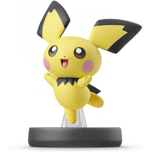 Amiibo Super Smash Bros Series Figure (Pichu)