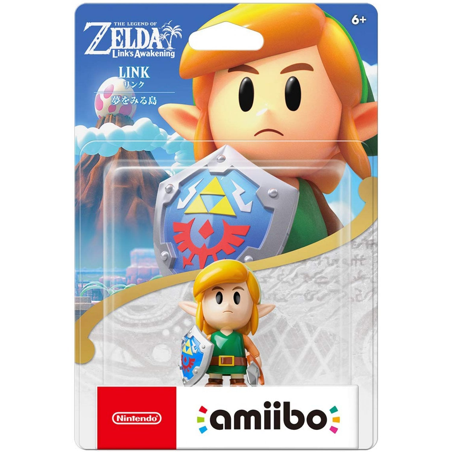 Amiibo The Legend of Zelda Series (Link) [Island of Dreams]