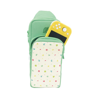 Hori Animal Crossing Shoulder Pouch for Nintendo Switch & Switch Lite