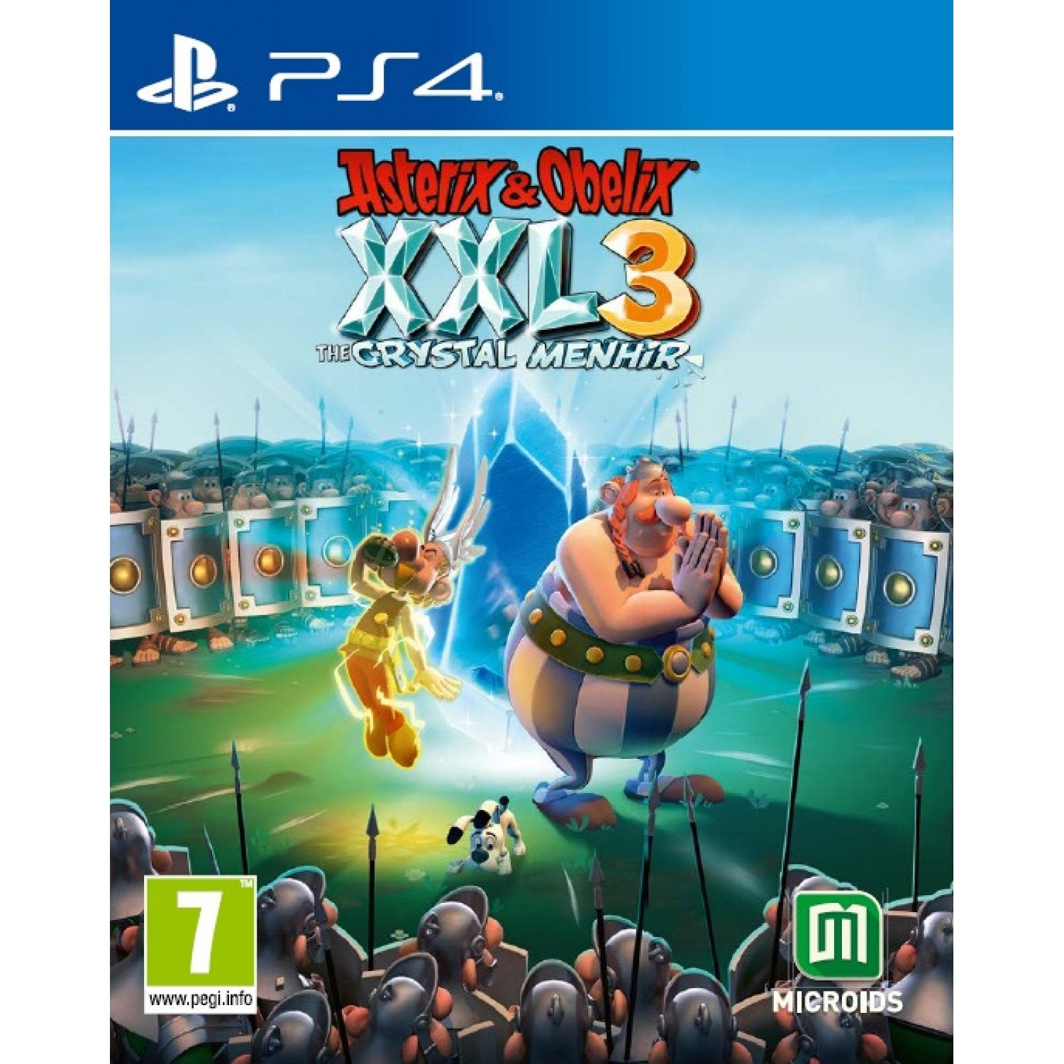 PS4 Asterix & Obelix XXL 3: The Crystal Menhir