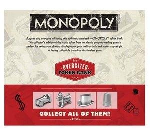 Monopoly: Oversized Dog Token Bank