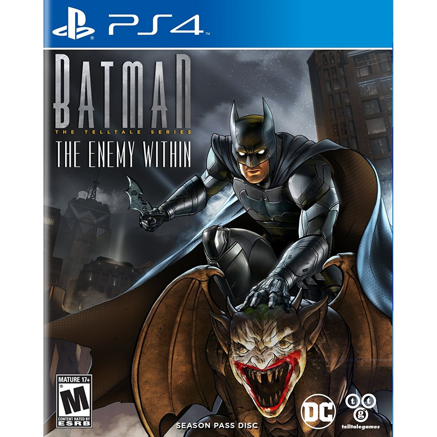 Sony Playstation 4 Tagged Ps4 Page 6 Dishonored Death Of The Outsider Reg 2 Batman Enemy Within Telltale Series