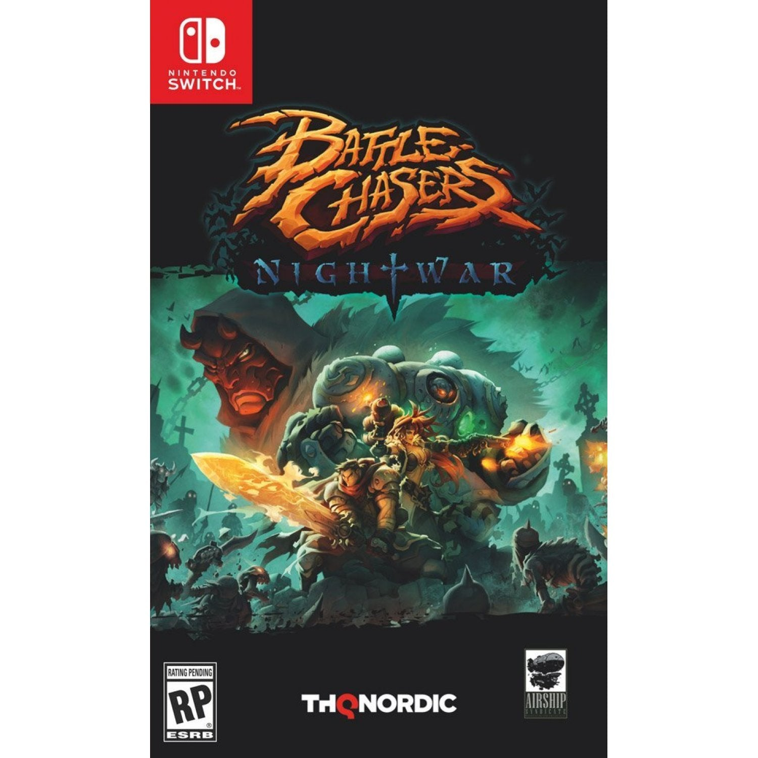 Nintendo Switch Tagged Page 8 Led Chaser Rookie Electronics Robotics Projects Battle Chasers Nightwar