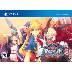 PS4 BlazBlue: Central Fiction