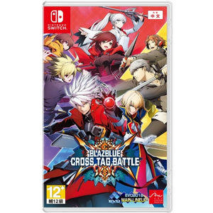 Nintendo Switch Blazblue: Cross Tag Battle