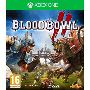 XBox one Blood Bowl 2