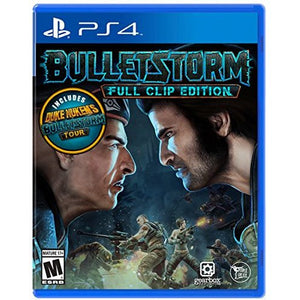 PS4 Bulletstorm: Full Clip Edition