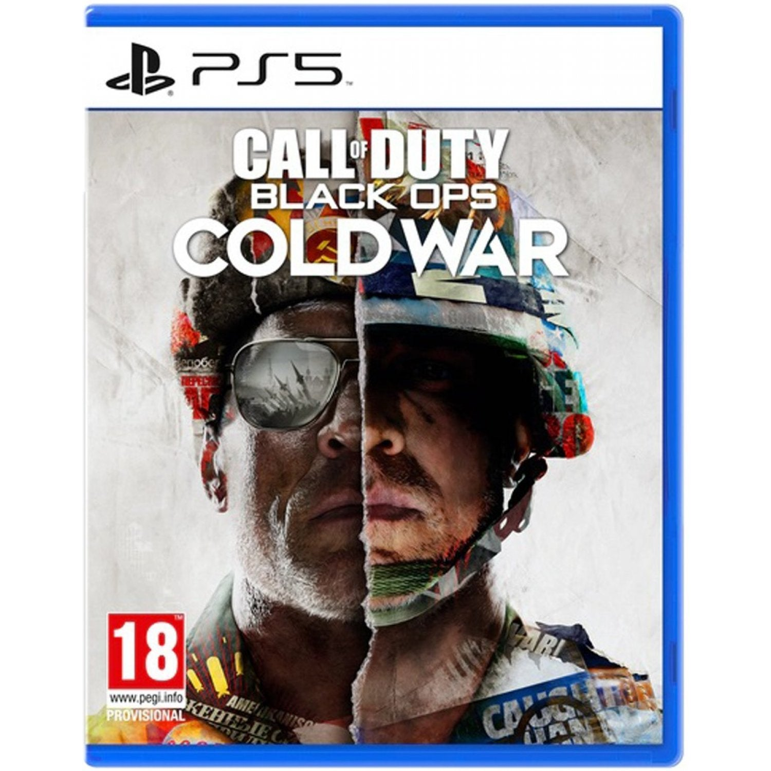 PS5 Call of Duty: Black Ops Cold War