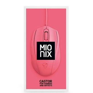 Mionix Castor Frosting Optical Gaming Mouse