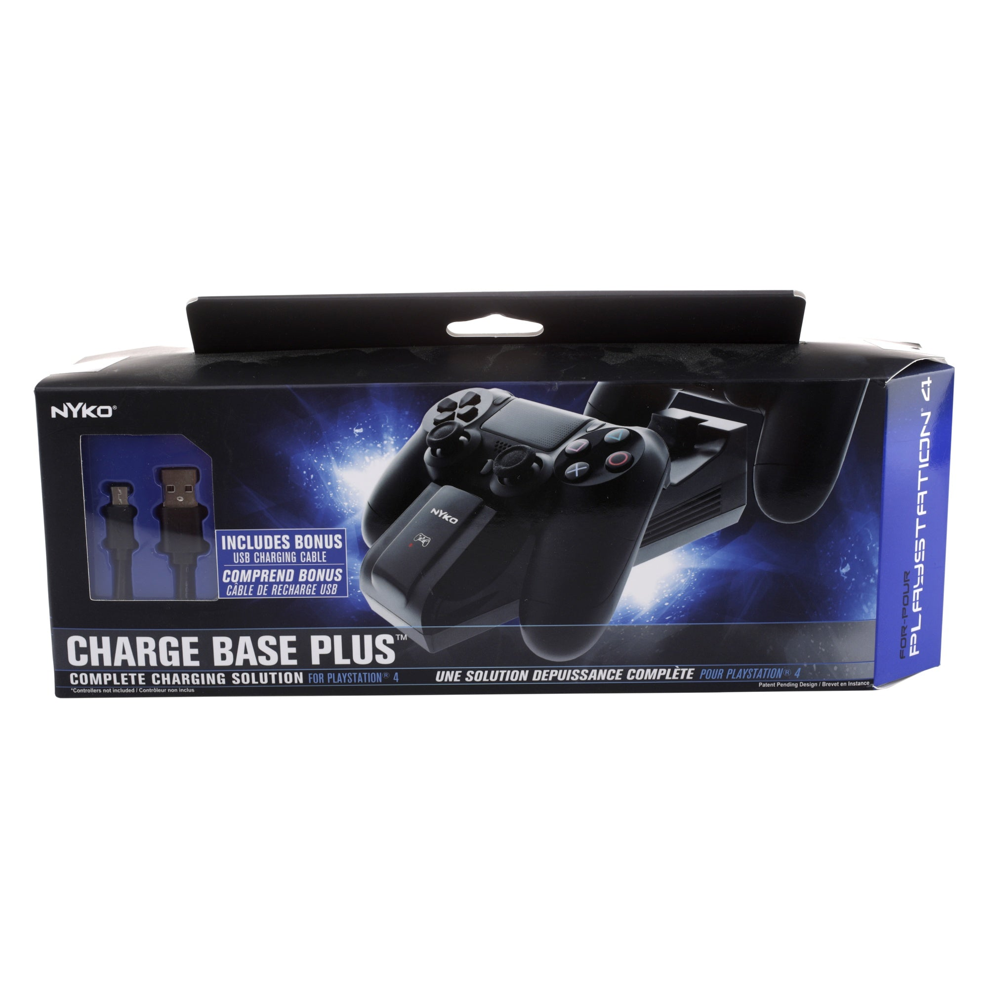 Nyko Charge Base Plus for PS4