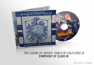 Nintendo Switch The Legend of Heroes: Trails of Cold Steel III - Thors Academy Edition