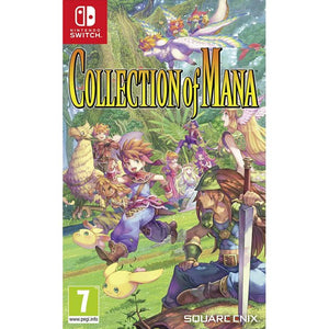 Nintendo Switch Collection of Mana