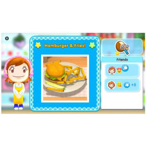 Nintendo Switch Cooking Mama: Cookstar