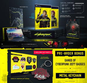 PC Cyberpunk 2077 (Case with Game Code)