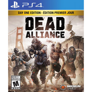 PS4 Dead Alliance: Day One Edition