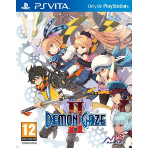 PS Vita Demon Gaze II