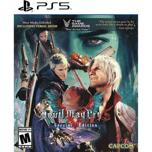 PS5 Devil May Cry 5 [Special Edition]