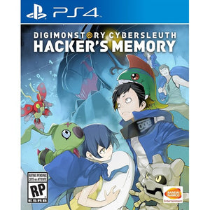 PS4 Digimon Story Cyber Sleuth: Hacker's Memory