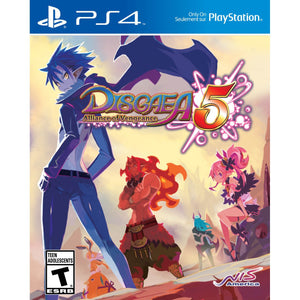 PS4 Disgaea 5: Alliance of Vengeance
