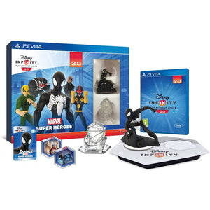 PS Vita Disney INFINITY: Marvel Super Heroes (2.0 Edition) Starter Pack