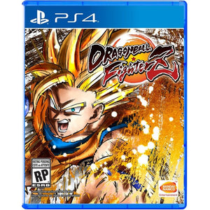 PS4 Dragon Ball Fighter Z