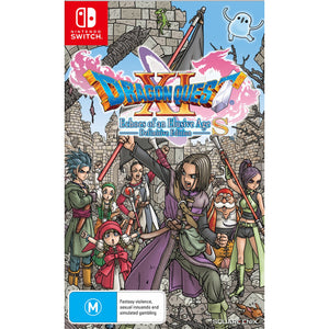 Nintendo Switch Dragon Quest XI: Echoes of an Elusive Age S [Definitive Edition]