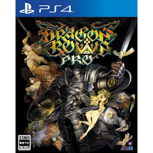 PS4 Dragon's Crown Pro (Chinese)