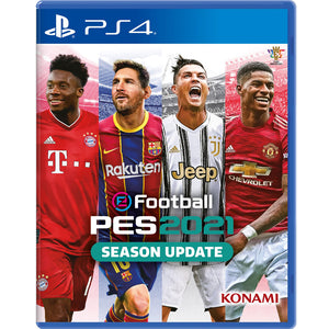 PS4 eFootball PES 2021 Season Update Edition