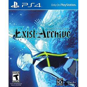 PS4 Exist Archive: The Other Side of the Sky