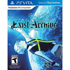 PS Vita Exist Archive: The Other Side of the Sky