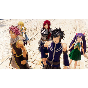 PS4 Fairy Tail