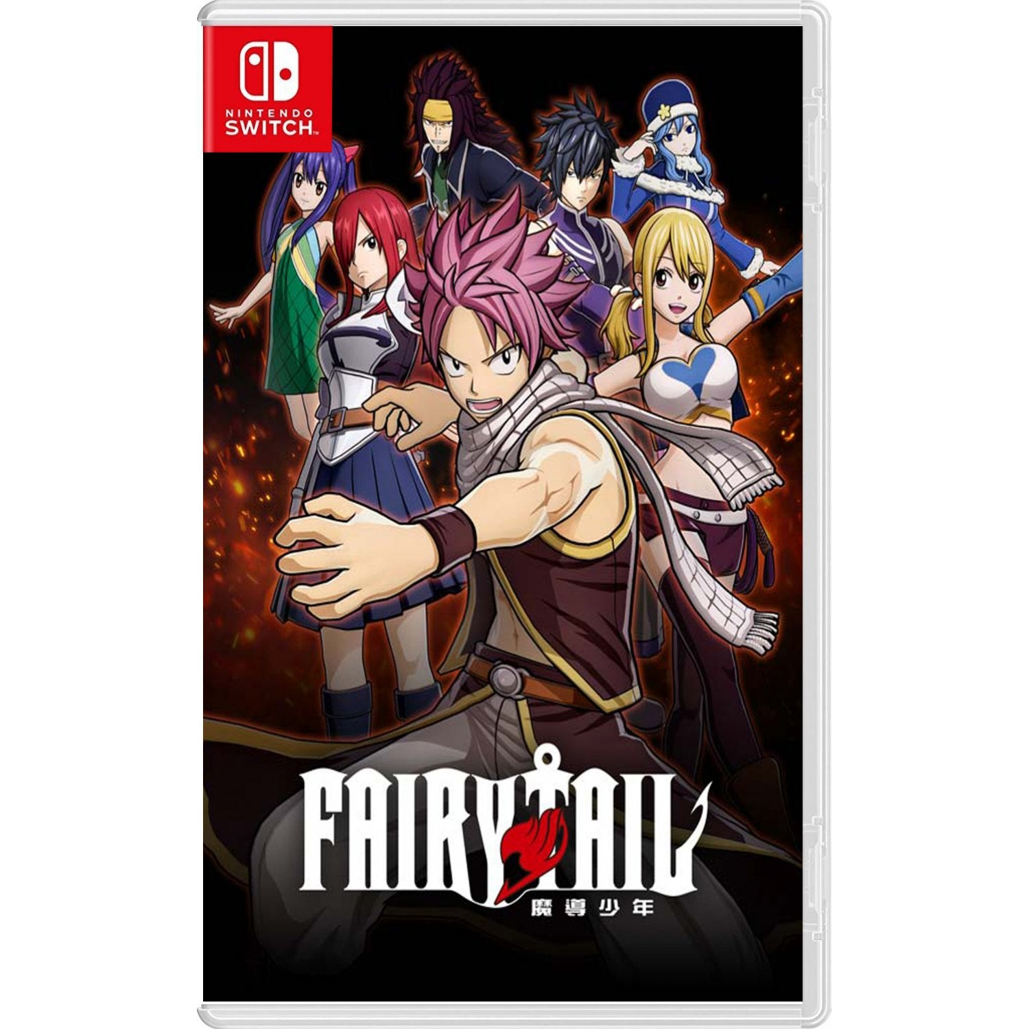 Nintendo Switch Fairy Tail