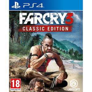 PS4 Far Cry 3 (Classic Edition)