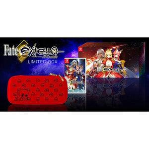 Nintendo Switch Fate Extella: The Umbral Star Collector's Edition