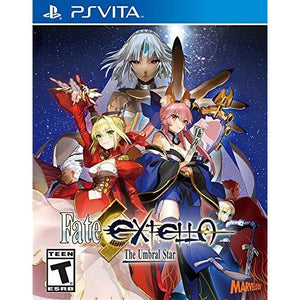 PS Vita Fate/Extella: The Umbral Star