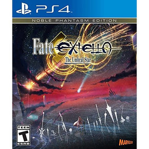 PS4 Fate/EXTELLA: The Umbral Star - Noble Phantasm Edition