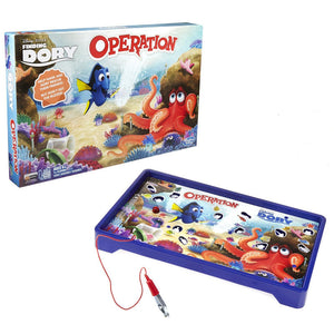 Operation Finding Dory Board Game