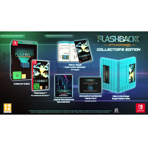 Nintendo Switch Flashback Collector's Edition