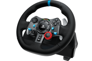 Logitech / G G29 Driving Force Steering Wheel + Shifter + F310 GamePad (for PS4/PS3/PC)