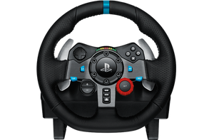 Logitech / G G29 Driving Force Steering Wheel with Shifter (for PS4/PS3/PC)