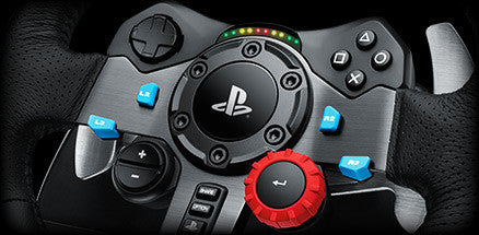 62a1d30a2c4 [GSS] Logitech / G G29 Driving Force Steering Wheel with Shifter (for PS4 /PS3/PC)