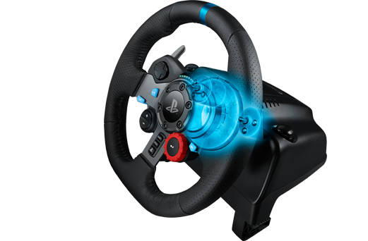 17756e50b32 GSS] Logitech / G G29 Driving Force Steering Wheel (for PS4/PS3/PC ...