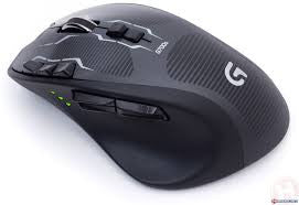 Logitech G700S Wireless Rechargeble Gaming Mouse