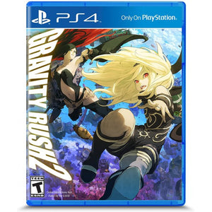 PS4 Gravity Rush 2