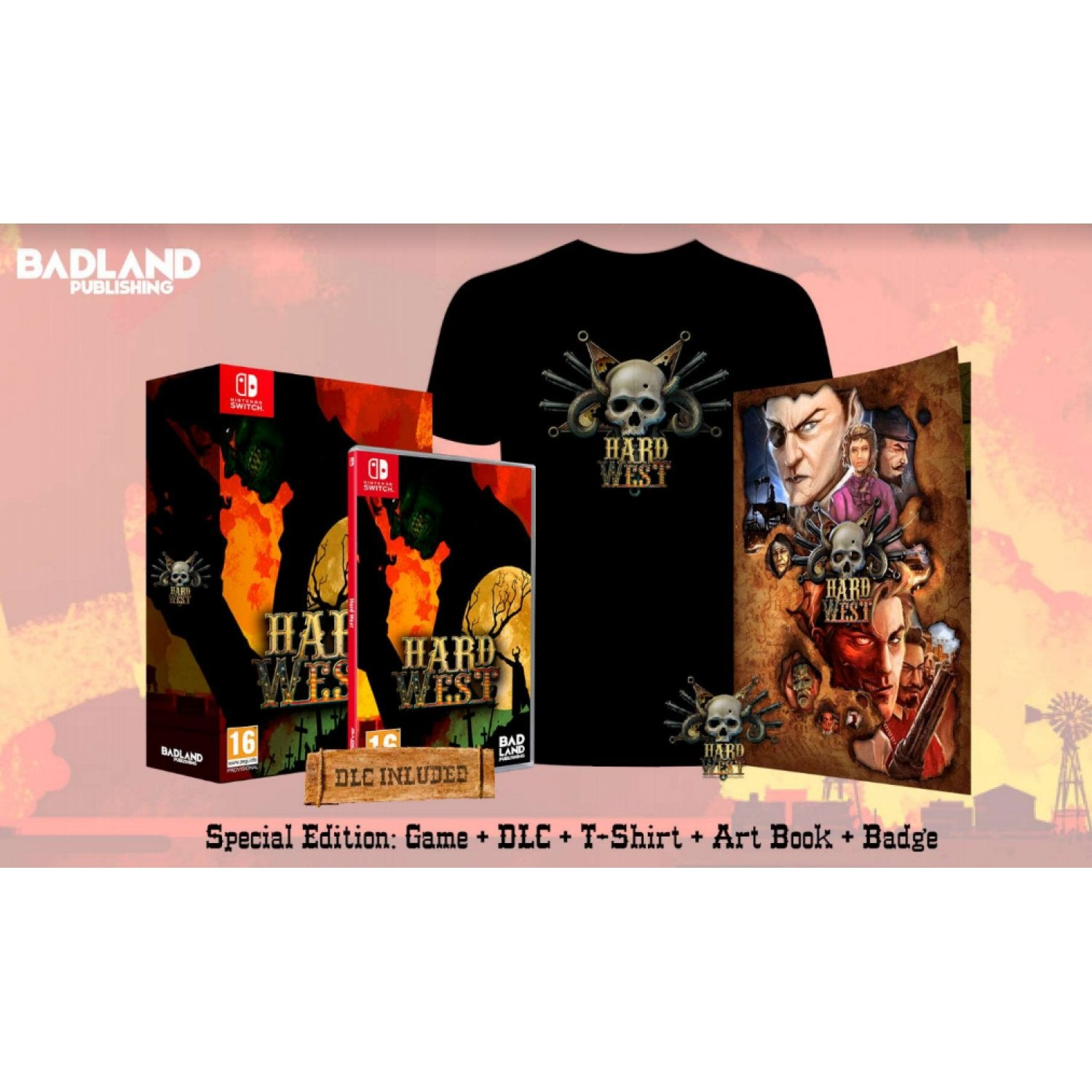 Nintendo Switch Hard West [Collector's Edition]